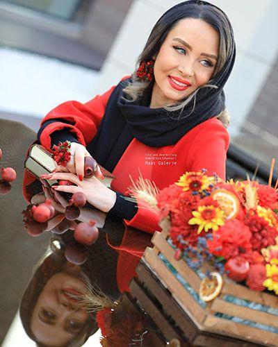 مدل استایل و تیپ زمستانی ستاره های ایرانی | از نیکی کریمی تا فرزاد فرزین