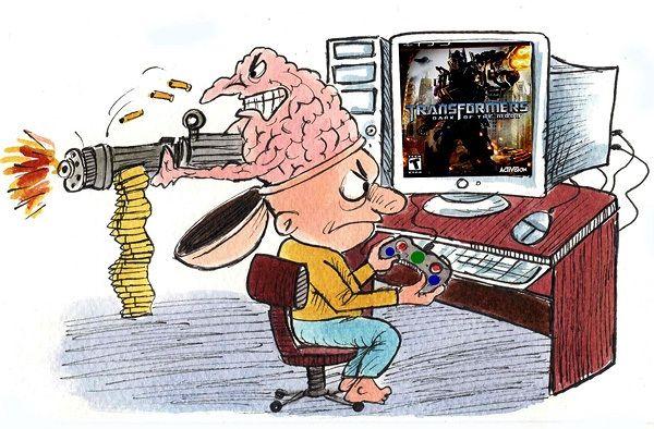 علائم اعتیاد به بازی های کامپیوتری + بهترین روش های ترک