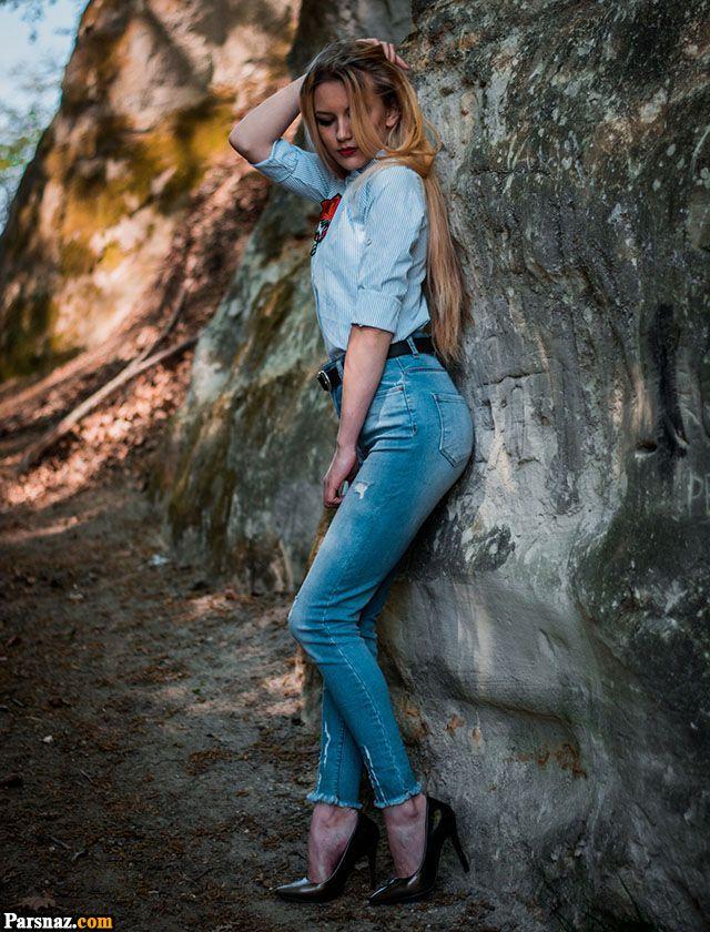 مدل شلوار لی زنانه و دخترانه عید نوروز 1398 | شلوار لی 2019 زاپ دار و ساده 98