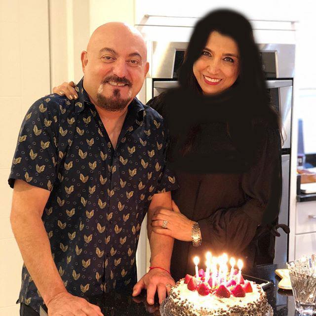 بیوگرافی شهرام آذر ( سندی ) و همسرش +عکس های سندی - شهرام آذر و اینستاگرام