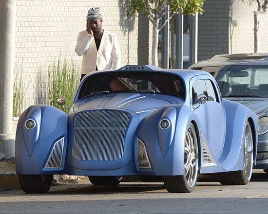 خودروهای جالب سلبریتی ها | از جنیفر لوپز تا جاستین بیبر