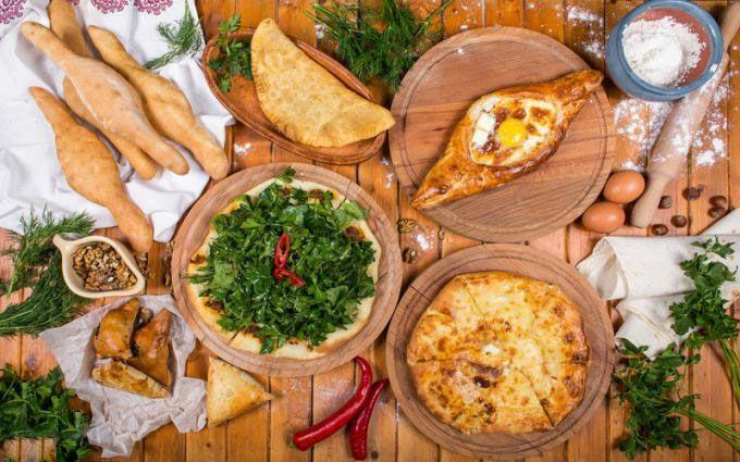 معرفی غذای ملی کشورها | غذاهای معرف کشورهای مختلف