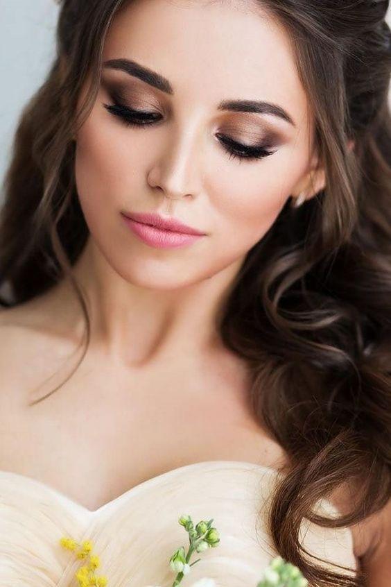مدل آرایش عروس 2019 و 98 + ترفندهای آرایشی برای میکاپ عروس