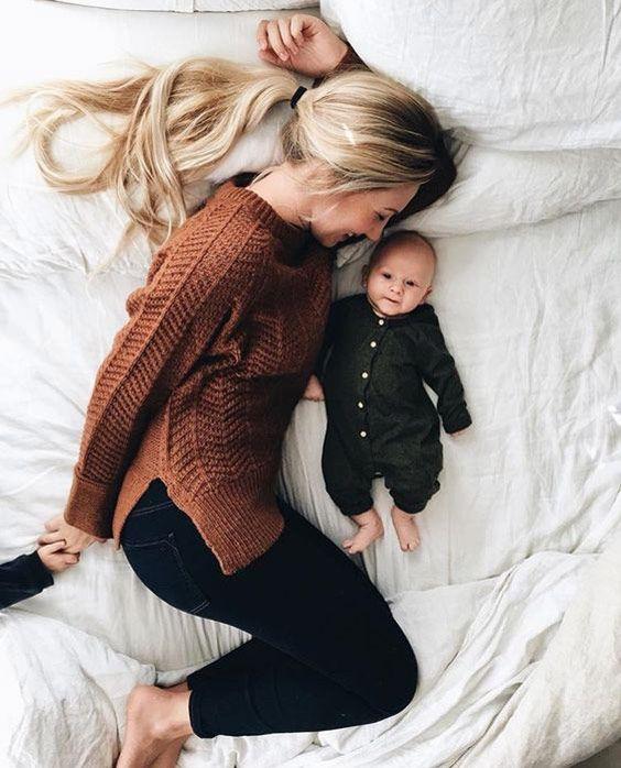 پروفایل مادر و دختر و پسر