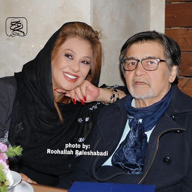 بیوگرافی نسرین مقانلو و همسرش + عکس های نسرین مقانلو + مصاحبه و اینستاگرام