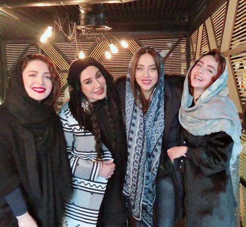 اینستاگرام ستاره های ایرانی و خارجی در سال 2019