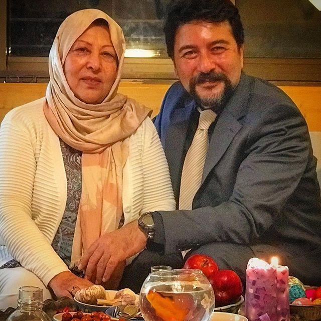 عکس های ازدواج امیر حسین صدیق و همسرش + بیوگرافی و مصاحبه و اینستاگرام