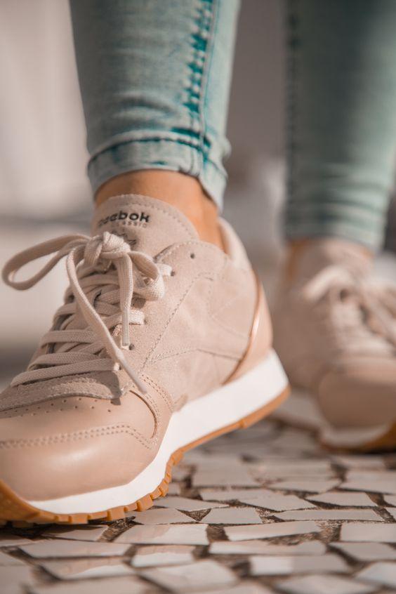 مدل کفش کتانی اسپرت زنانه و دخترانه عید نوروز 99 | زیباترین مدل های کفش کتانی 1399