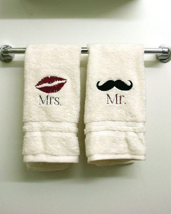 ست حوله عروس و داماد | ست حوله عروسی + راهنمای خرید حوله عروس و داماد