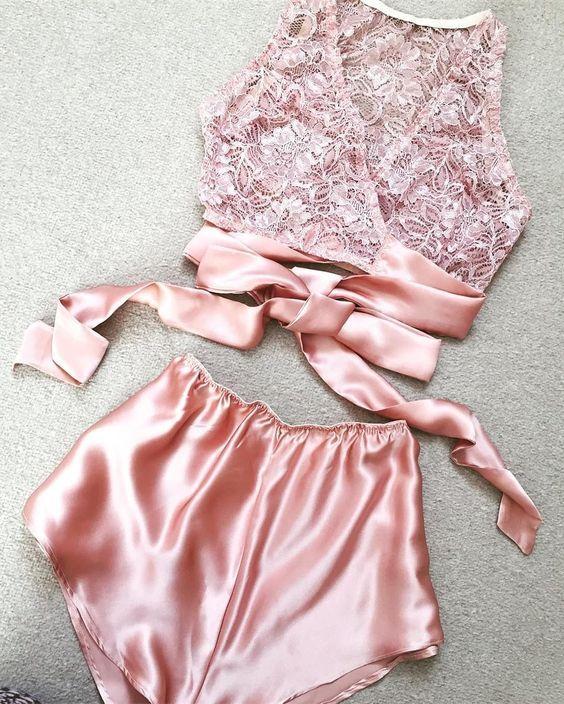 مدل لباس زیر زنانه 2019 مد جذاب 98 | لباس خواب تحریک کننده زنانه 1398