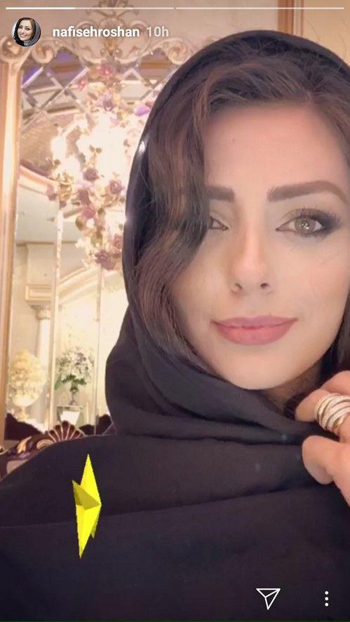 اینستاگرام و استوری ستاره های ایرانی در سال 2019 سری (36)