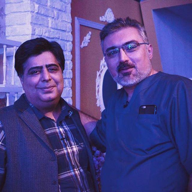 بیوگرافی دکتر مسعود صابری و همسرش   پزشک و خواننده جنجالی + عکس مسعود صابری