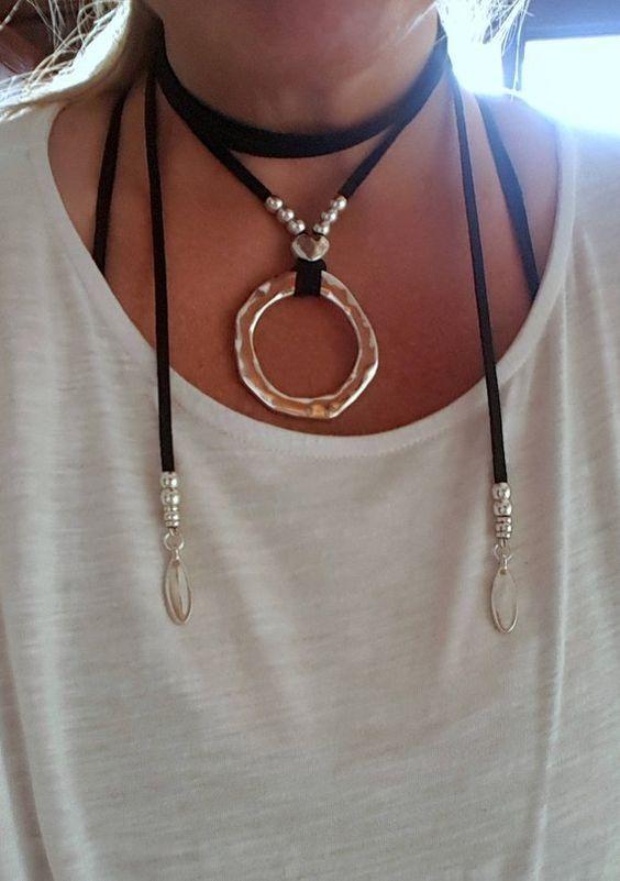 مدل گردنبند فانتزی دخترانه + راهنمای انتخاب و خرید گردنبند زنانه