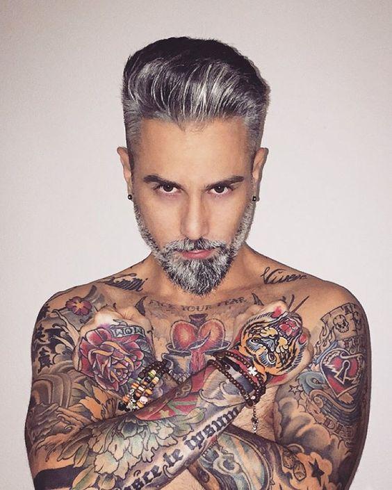 مدل مو مردانه ۲۰۲۱ + آموزش حالت دادن به مو برای آقایان مد سال 1400