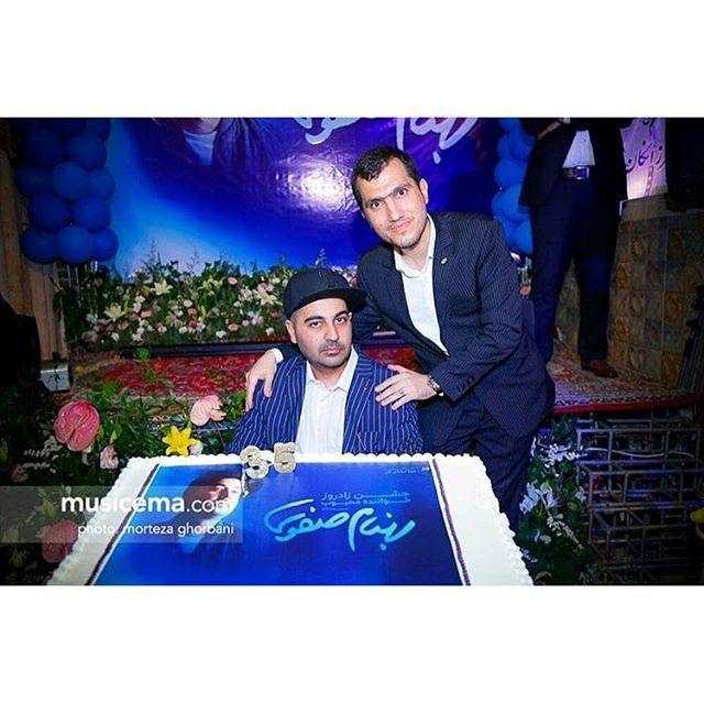 بیوگرافی بهنام صفوی و همسرش + عکس های بهنام صفوی + لیست آلبوم ها و اینستاگرام