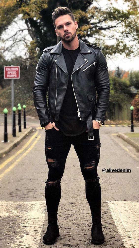 مدل کاپشن مردانه اسپرت 2019 | مدل های لاکچری کاپشن مردانه 1398