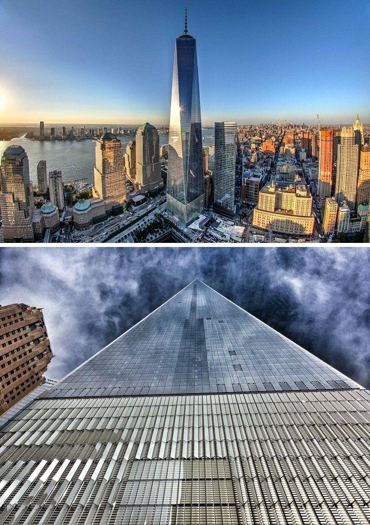 جذاب ترین آسمان خراش های دنیا | از ریاض تا نیویورک + عکس