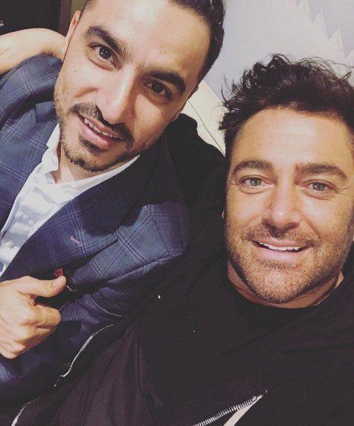اینستاگرام بازیگران و ستاره های ایرانی و خارجی در سال 98 و 2019