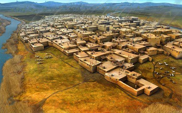 بزرگترین شهرهای باستانی جهان   از بابل تا اسکندریه همراه با عکس های باستانی