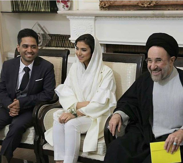 بیوگرافی کامل سارا خادم الشریعه و همسرش