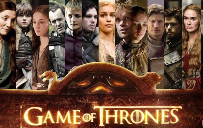 بازیگران سریال بازی تاج و تخت (game of Thrones) + خلاصه داستان و معرفی تمام خاندان ها