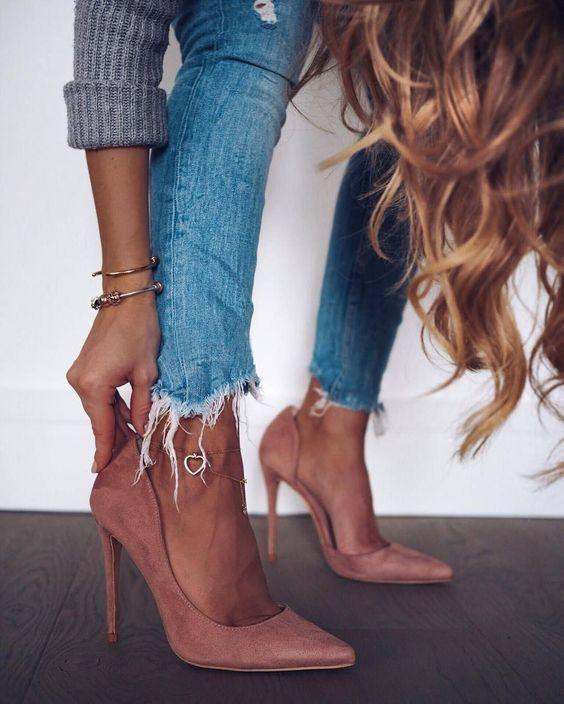 مدل کفش پاشنه بلند 2021 مجلسی | کفش پاشنه بلند 1400 دخترانه و زنانه