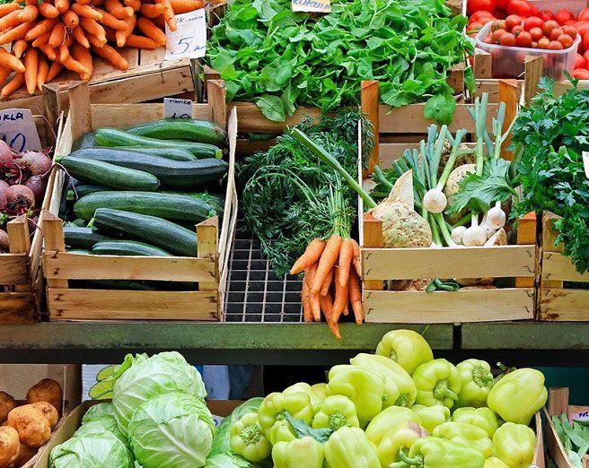 کاشت سبزی خوردن در گلدان | کدام سبزی ها بهتراند + روش کاشت