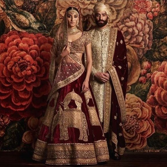 معرفی لباس سنتی عروس در کشورهای مختلف | از ژاپن تا نروژ +عکس