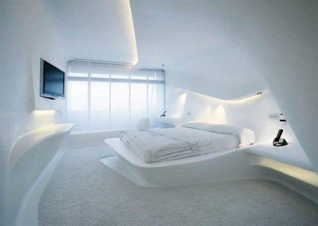 معرفی پیشرفته ترین هتل های دنیا + عجیب ترین هتل های جهان +عکس
