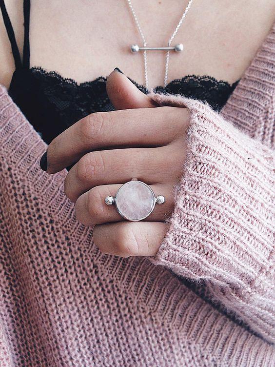 مدل جواهرات نقره دست ساز خاص برای دختر خانم های خوش سلیقه + راهنمای خرید