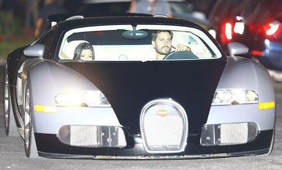 خودروهای لوکس کیم کارداشیان و همسرش + زندگی نامه