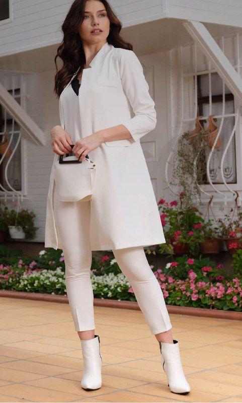 مدل لباس زنانه 2021 | از کت مجلسی تا کفش پاشنه بلند و مدل گوشواره