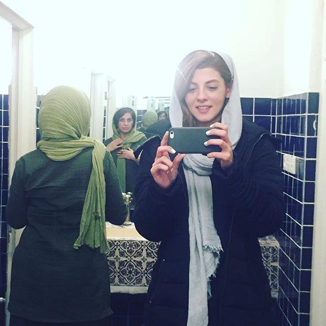 1047358224 parsnaz com بیوگرافی مهسا طهماسبی و همسرش + عکس های مهسا طهماسبی + مصاحبه و اینستاگرام