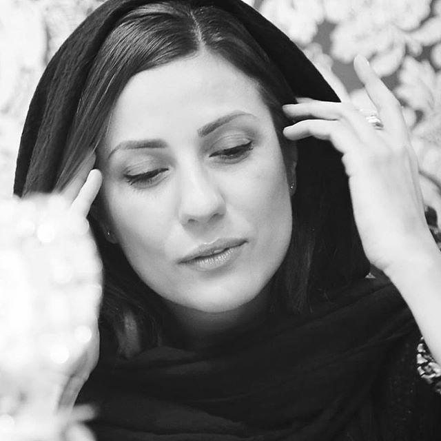 بیوگرافی سارا بهرامی و همسرش + مصاحبه و اینستاگرام + عکس های سارا بهرامی