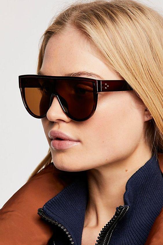 عینک آفتابی دخترانه 2021   چه عینک هایی مد سال هستند؟