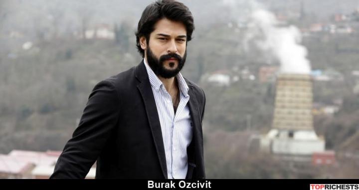 ثروتمندترین و مشهورترین بازیگران ترکیه ای | بوراک اوزچویت تا هازل کایا