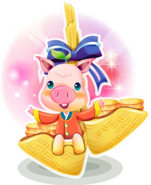 نماد حیوانی سال 1398 چیست | طالع بینی سال خوک 2019