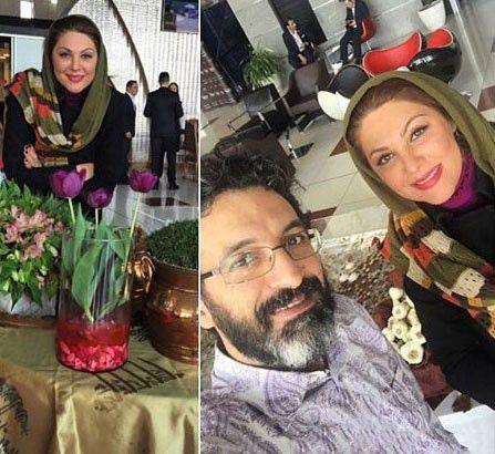 بیوگرافی لاله اسکندری و همسرش + مصاحبه و اینستاگرام + عکس های لاله اسکندری