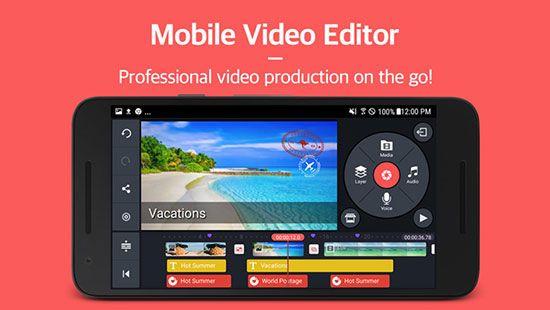 بهترین ویدیو پلیرهای اندرویدی + معرفی برنامه های edit ویدیو