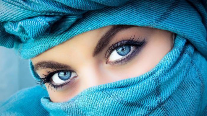 چگونه چشم های زیبا داشته باشیم   از محافظت کننده ها تا خوراکی ها