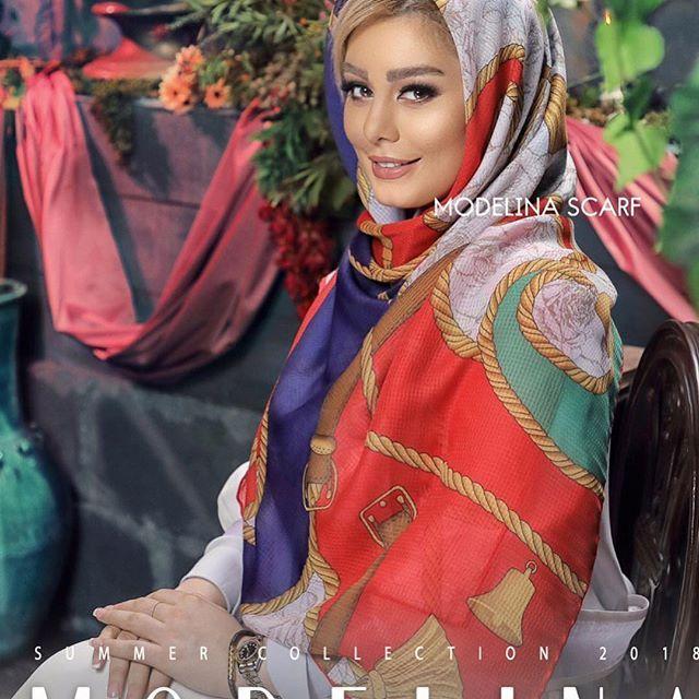 مدل شال و روسری 1398 | انواع مدل های شال و روسری 98 زیبا و مجلسی 2019
