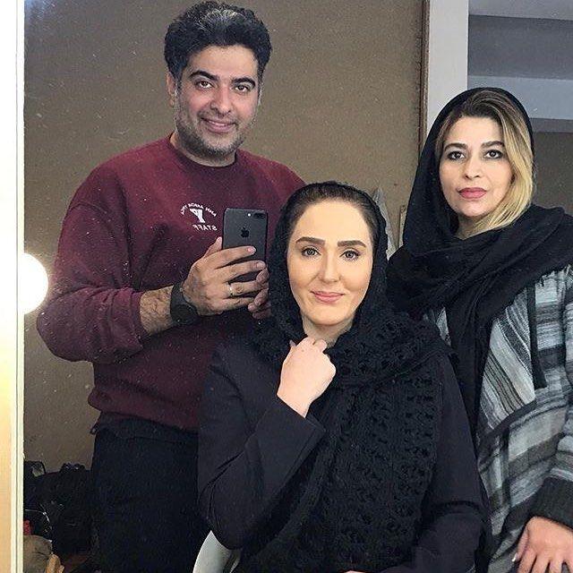 1999892434 parsnaz com بیوگرافی زهره فکور صبور و همسرش + عکس های زهره فکور صبور + مصاحبه و اینستاگرام