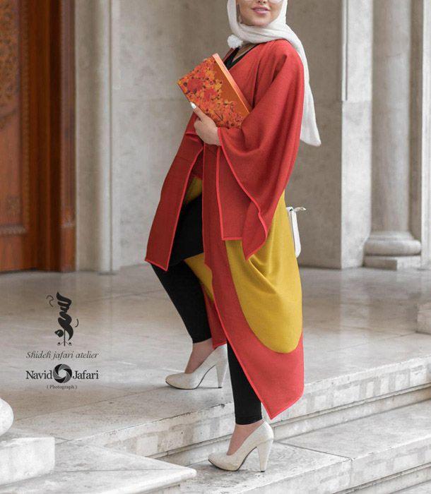 مدل مانتو 1400 مد بهار و تابستان   انواع مانتوهای شیک عید نوروز سال 1400