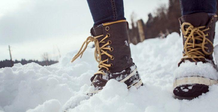 یک تیپ خاص و جذاب مردانه در فصل زمستان