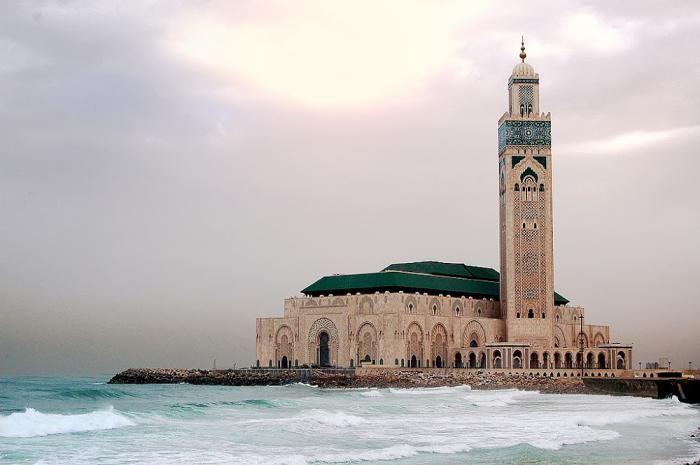 زیباترین مسجدهای دنیا   از مسجدالحرام تا مسجد آزادی + عکس