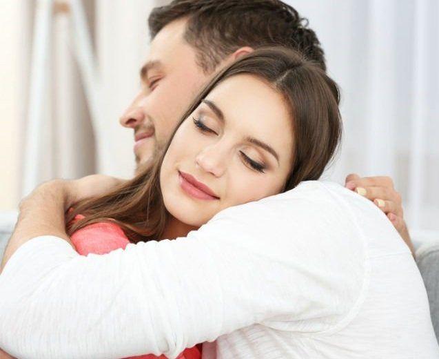 فواید بغل کردن عاشقانه | در آغوش گرفتن و فایده های جسمی و روحی