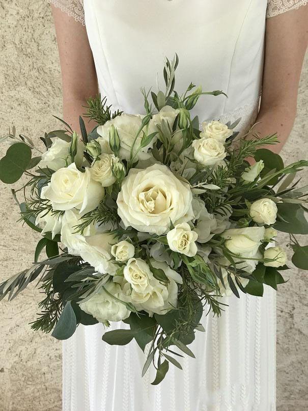 مدل دسته گل عروس مد 1400 + راهنمای انتخاب دسته گل عروس در سال 2021