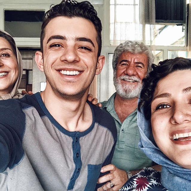 بیوگرافی علی شادمان و همسرش + مصاحبه و اینستاگرام + عکس های علی شادمان