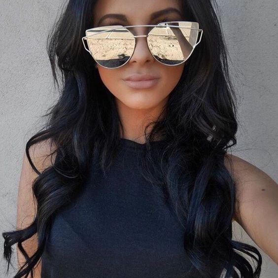 عینک آفتابی دخترانه 2019 | چه عینک هایی مد سال هستند؟
