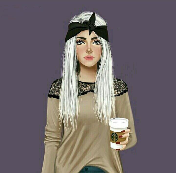 عکس پروفایل فانتزی دخترونه 1400 و 2021 + متن های زیبای دخترونه خاص برای بیو